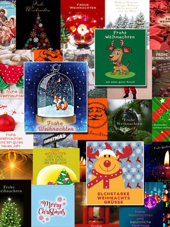 Weihnachtskarten - Weihnachtsgrüße verschicken screenshot 6