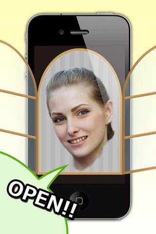 世界の美女 -美人の画像を観察する窓磨きゲーム - náhled