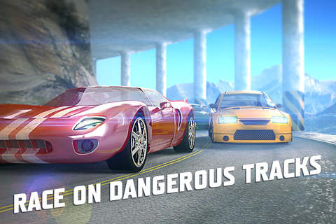 Speed Racing: Drift & Nitro 3D - náhled