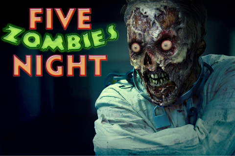 Five Zombies Night - náhled