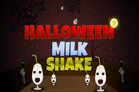 Halloween Milk Shake - náhled