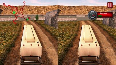 Vr Off-Road Bus Simulator screenshot 2