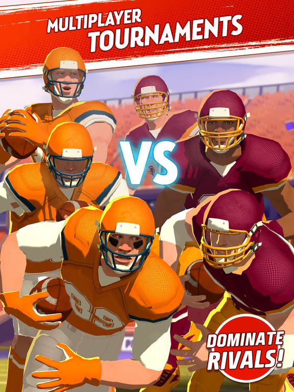 Rival Stars College Football screenshot 7