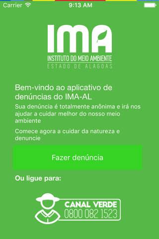 IMA Denuncie - náhled