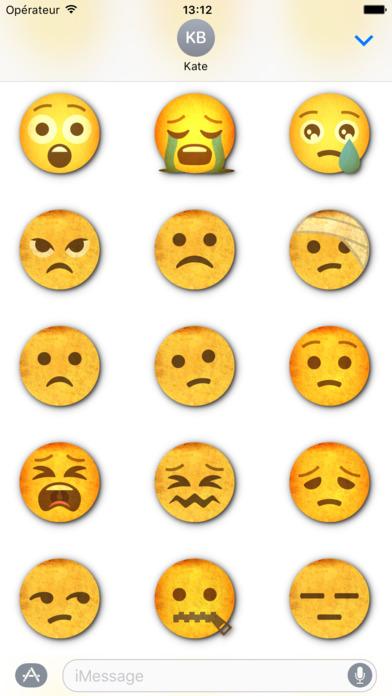 Amazing Emoji • Stickers screenshot 3