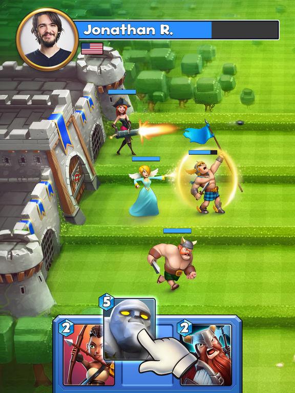 Castle Crush: Clash Cards Game screenshot 6