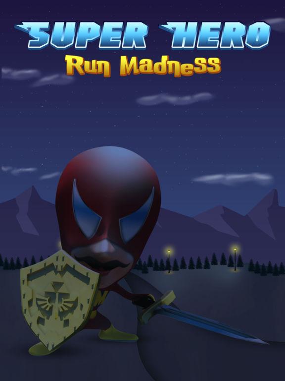 Super Hero Run Madness screenshot 4
