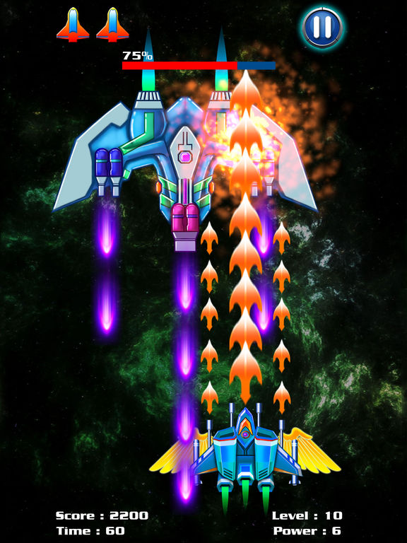 Galaxy Attack: Alien Shooter screenshot 7