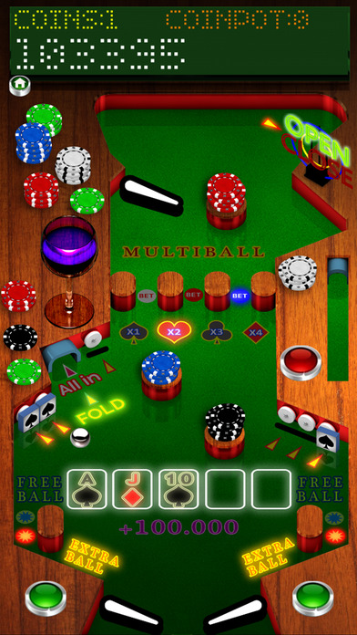 Pinball Poker screenshot 4