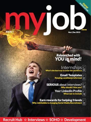 myjob.news - náhled