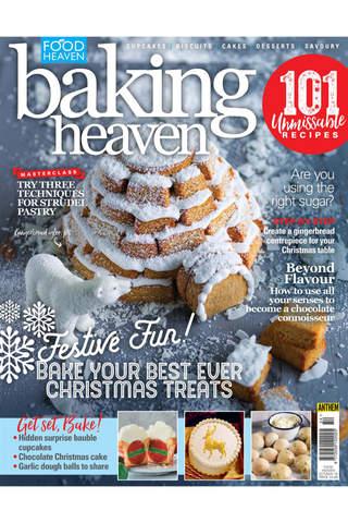 Food Heaven Magazine - náhled