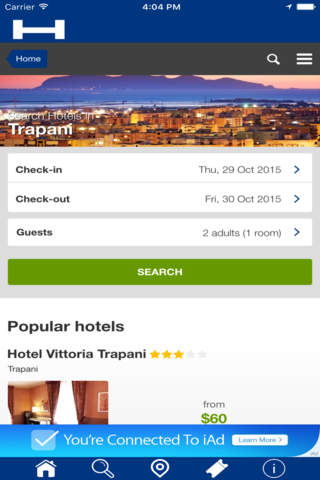 Trapani Hotels + Compare and Booking Hotel for Ton - náhled