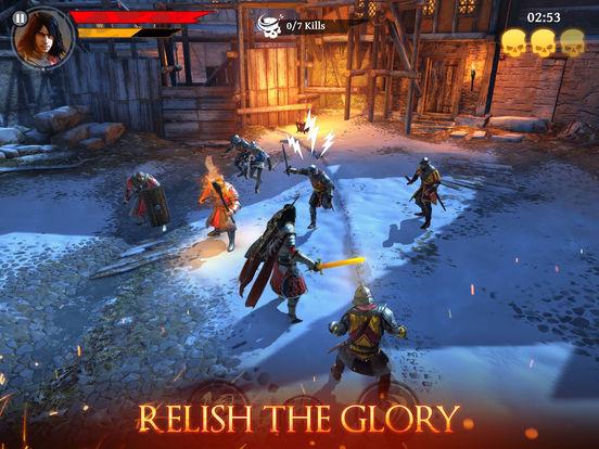 Iron Blade: Medieval RPG screenshot 6