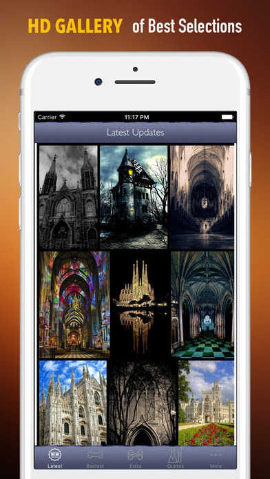 Gothic Architecture Wallpapers HD-Art Pictures screenshot 1