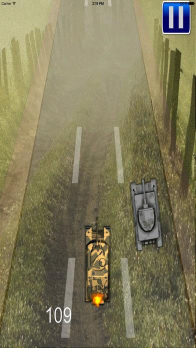 A War World Of Tanks - Simulator Machine Game screenshot 3