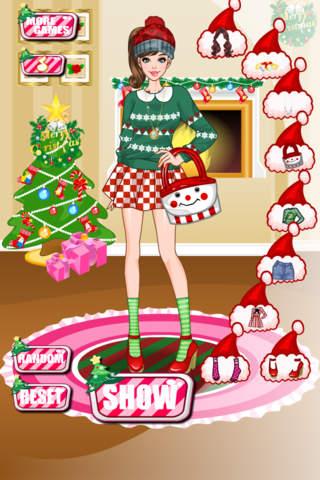 挑选圣诞节服装 - náhled