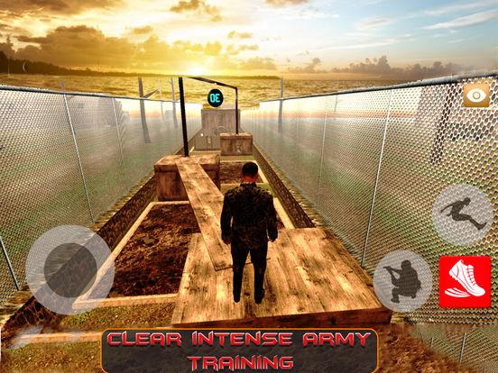 WW2 Trainings : Real Army Training Combat screenshot 4