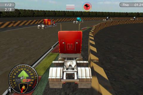 Truck Monster 3D - náhled