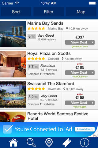 Corte Hotels + Compare and Booking Hotel for Tonig - náhled