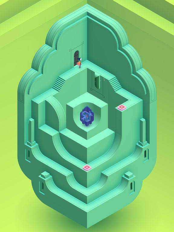 Monument Valley 2 screenshot 9