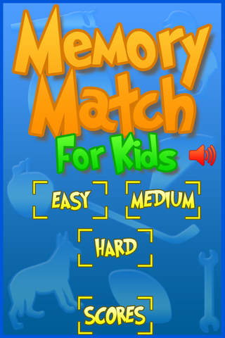 Memory Match For Kids: A Preschool Learning App - náhled