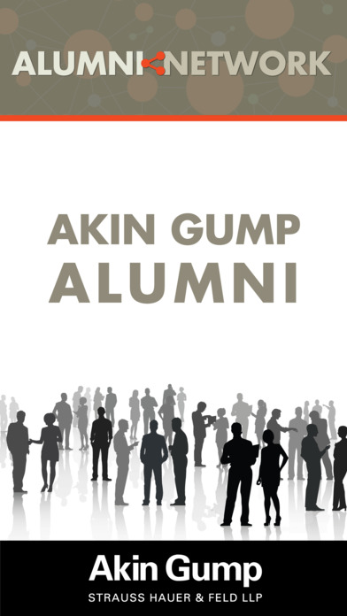 Akin Gump Alumni CLE screenshot 2