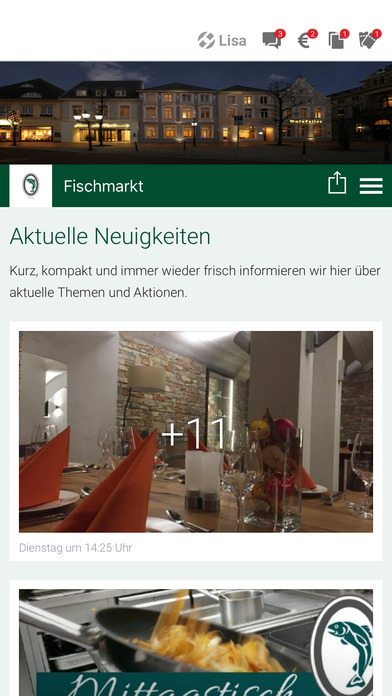Hotel Am Fischmarkt screenshot 1