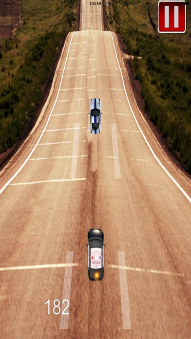 Car Police Running simulator Pro – Awesome Vehicle High Impact screenshot 3