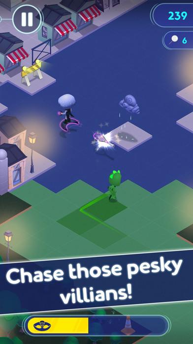 PJ Masks™: Super City Run screenshot 4