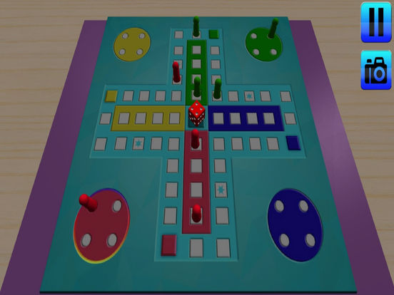 3D Ludo Deluxe : New Top Strategy Game 2016 screenshot 5