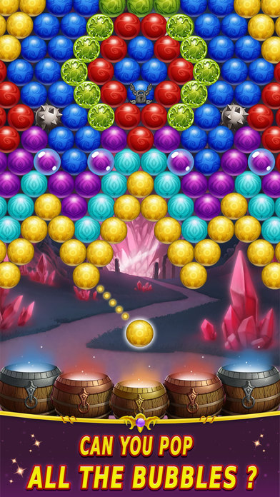 Bubble Shooter Magic screenshot 4