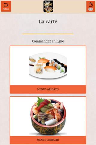 Buzz Sushi - náhled