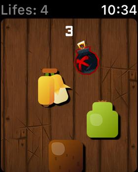 Blade vs Fruits: Watch & Phone screenshot 9
