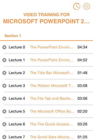 Video Training for Microsoft PowerPoint 2010 - náhled