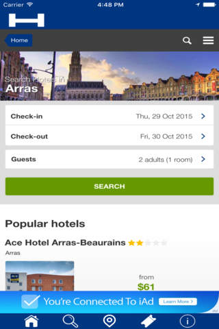 Arras Hotels + Compare and Booking Hotel for Tonig - náhled