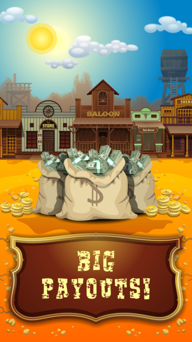 Western Cowboys Slots screenshot 3