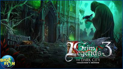 Grim Legends: The Dark City - Hidden Object Game screenshot 5