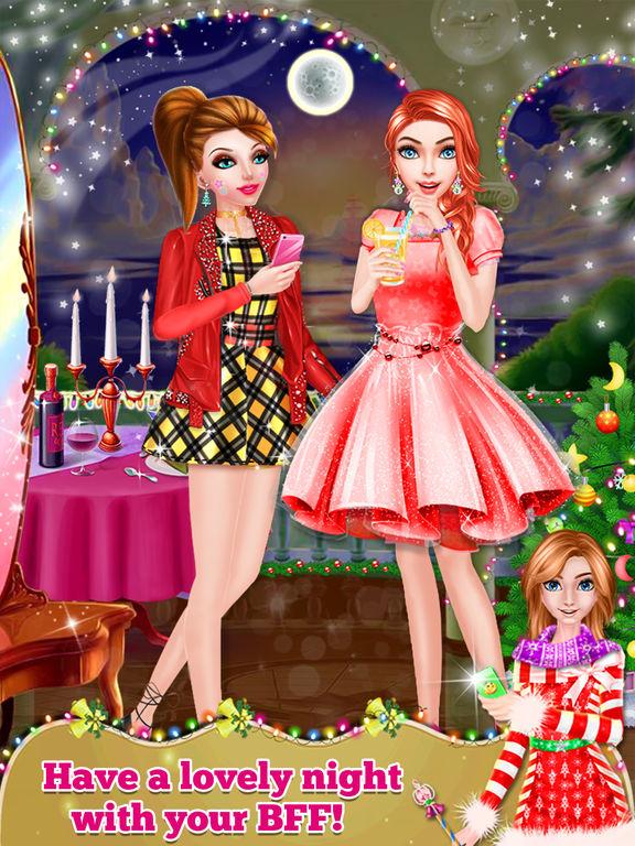 Christmas Spa And Makeup screenshot 10