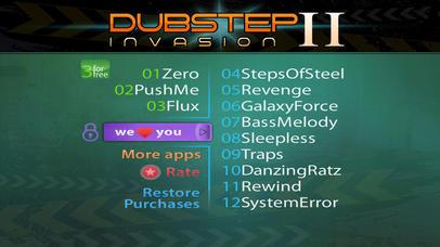 Dubstep Invasion 2: Beats & Drum Loops (Premium) screenshot 2