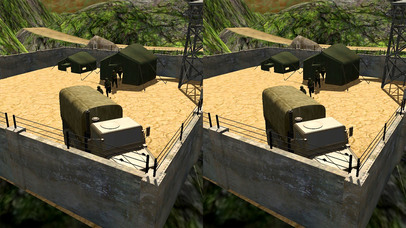 Vr Armored Vehicles Drive : 3D Military Sim-ulator screenshot 4