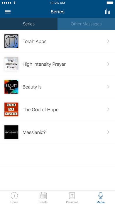 Congregation Beth Messiah screenshot 3