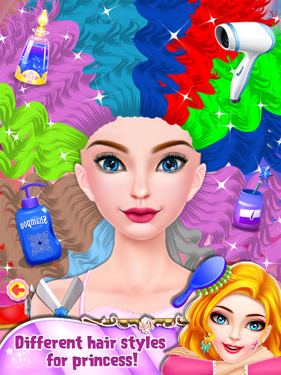 My Sweet Princess Makeover screenshot 9