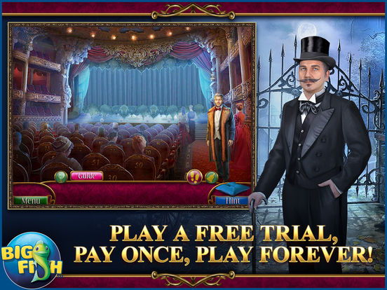 Danse Macabre: Lethal Letters - A Mystery Hidden Object Game screenshot 6
