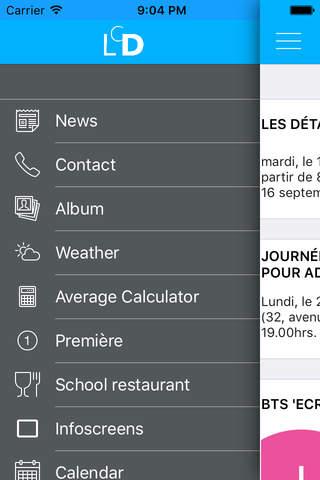 LCD-App - náhled