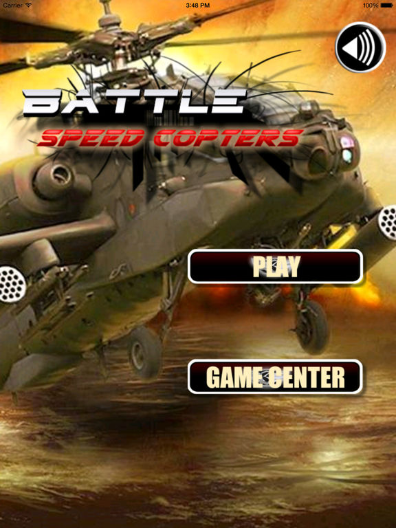 Battle Speed Copters -­ Best Helicopter Game screenshot 6