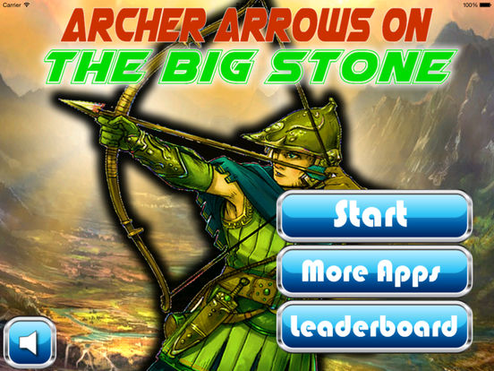 Archer Arrows On The Big Stone PRO - Arrows Game screenshot 6