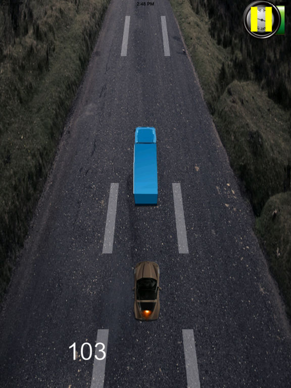 Bad Guys Behind The Driving Pro - Amazing Car Race Game screenshot 8