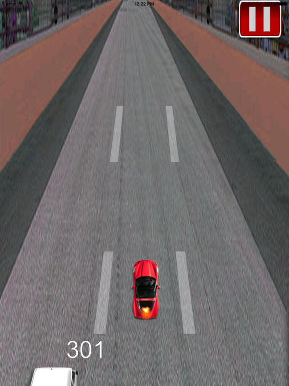 A Explosive Car Race - Speed Limit Game screenshot 7