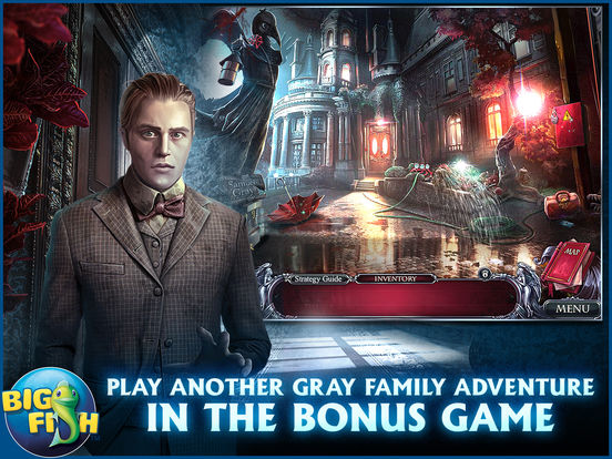 Grim Tales: The Heir - A Mystery Hidden Object Game (Full) screenshot 9