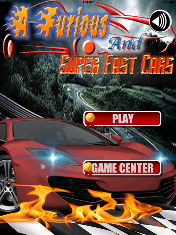 A Furious And Super Fast Cars - The Maximum Speed screenshot 6